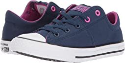 Converse Kids - Chuck Taylor All Star Madison Ox (Little Kid/Big Kid)