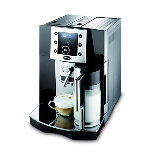 DeLonghi ESAM5500B Perfecta Digital Super-Automatic Espresso Machine, Black (Certified Refurbished)