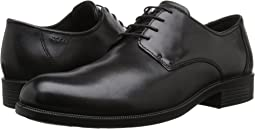 ECCO Harold Plain Toe Tie
