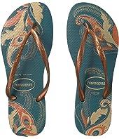 Slim Organic Flip Flops