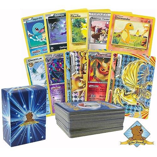 Break GX EX Save BIG 2x Pokemon Cards Holo-foils Reverse full-art