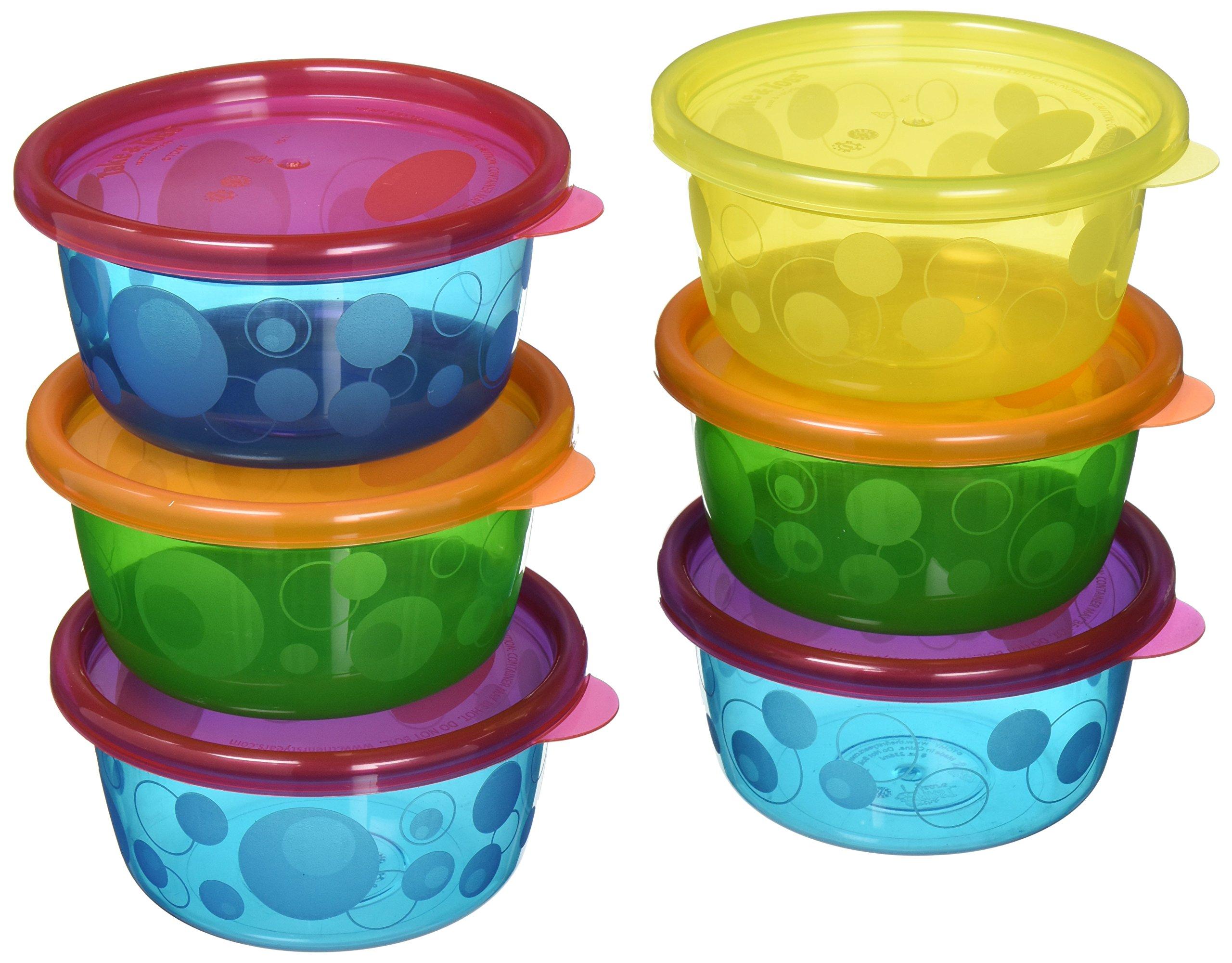 Take Toss Toddler Bowls Lids