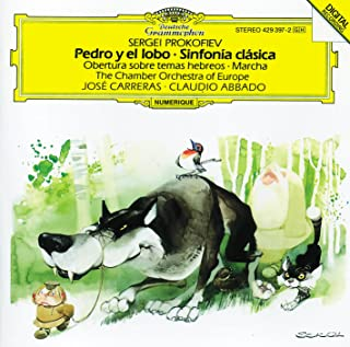 Best pedro y el lobo prokofiev Reviews