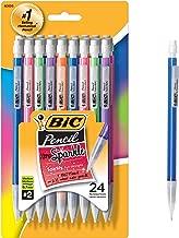 BIC Xtra-Sparkle Mechanical Pencil, Medium Point (0.7 mm), 24-Count
