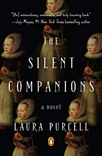 The Silent Companions: A Novel (English Edition)