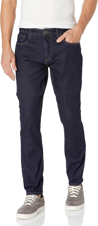 Original Penguin Men's Skinny 5-Pocket Denim Pant