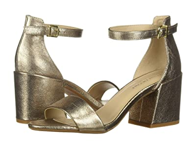 Kenneth Cole New York Hannon (Champagne Metallic Leather) Women