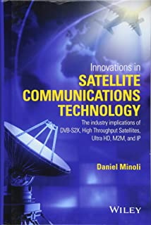 Innovations in Satellite Communications and Satellite Technology: The Industry Implications of DVB–S2X, High Throughput Sa...
