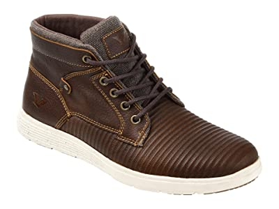 Territory Boots Magnus Casual Leather Sneaker Boot