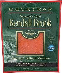 Ducktrap, Smoked Atlantic Salmon, 4 oz