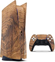 $34 » Raw Wood Planks V11 - Design Skinz Full-Body Cover Wrap Decal Skin-Kit Compatible with The Sony Playstation 3 Console Supe...
