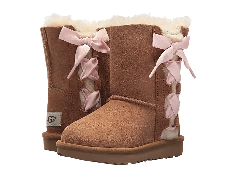UGG Kids Pala (Toddler/Little Kid) (Chestnut) Girls Shoes