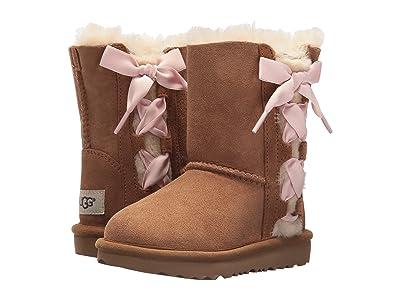 UGG Kids Pala (Toddler/Little Kid) (Chestnut) Girls Shoes