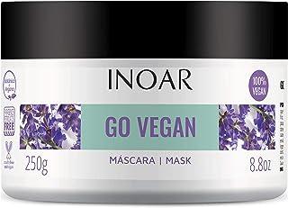 INOAR PROFESSIONAL - Go Vegan Anti-Frizz Hair Mask (8.8 fl oz./250 g)