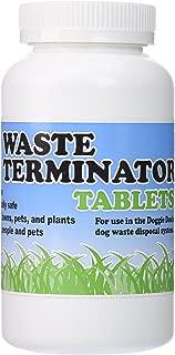 Hueter Toledo Doggie Dooley 100 Bottle Waste Terminator Tablets