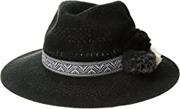 Collection XIIX - Pattern Band and Pom Panama Hat