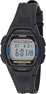 Casio Digital Watch For Unisex - LW-201-2AVDF