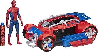 "Marvel Spider Man - Homecoming - 6"" Spider Racer - Toy Superhero"