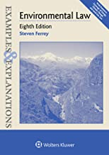 Examples & Explanations for Environmental Law (Examples & Explanations Series)