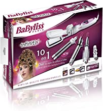 Babyliss BAB2021CSDE,Babyliss multi styler 10 in 1 sets unique secured system for changing plates (Pack of)