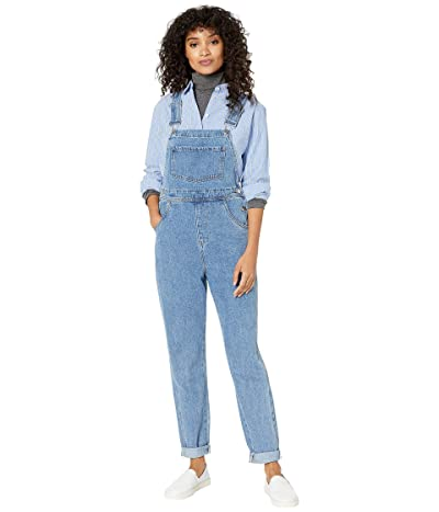 We Wore What Basic Overalls (Light Wash) Women