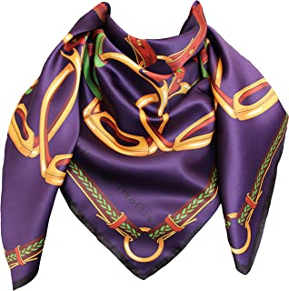 foulard 62142 var 61 satin poliestere tessago made in italy