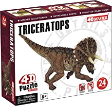 TEDCO Triceratops 4D Puzzle