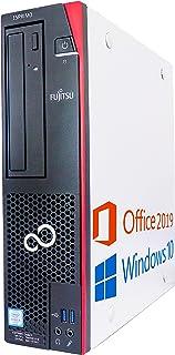 【Microsoft Office 2019搭載】【Win 10搭載】富士通 D586/第六世代Core i5-6500 3.2GHz/新品メモリー:16GB/新品SSD:1TB/DVDスーパーマルチ/Bluetooth/USB 3.0/waj...