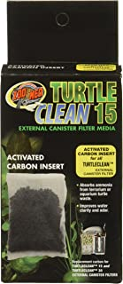 Zoo Med (3 Pack Turtle Clean 15 Activated Carbon Inserts