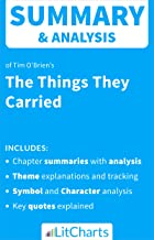 Summary & Analysis of The Things They Carried by Tim O'Brien (LitCharts Literature Guides)