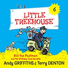 Bill the Postman and the Birthday Card Bandits: A Little Treehouse, Book 6