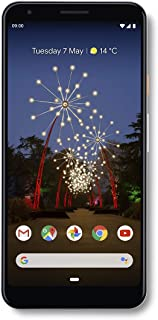 Google Pixel 3A Xl G020B 64Gb Factory Unlocked Smartphone International Version Clearly White