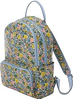 Cath Kidston Warm Cream Vale Floral Pocket Backpack