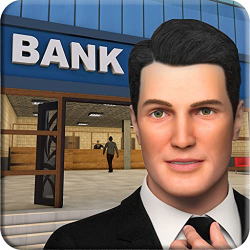 Real Bank Manager & Cashier Game 2018: Bank Games