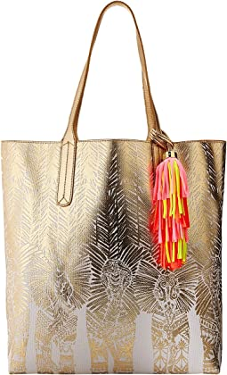 Reversible Shopper Tote