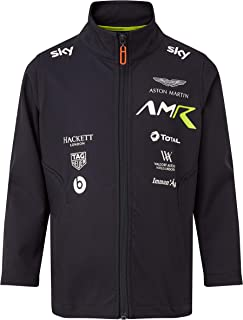 Aston Martin Racing 2020 Children's Team Softshell Jacket