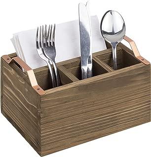 Best wooden utensil caddy Reviews