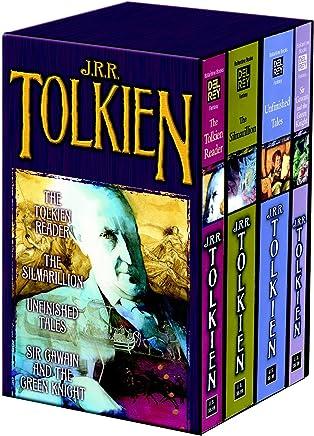 Tolkien Fantasy Tales 4C Box Set MM