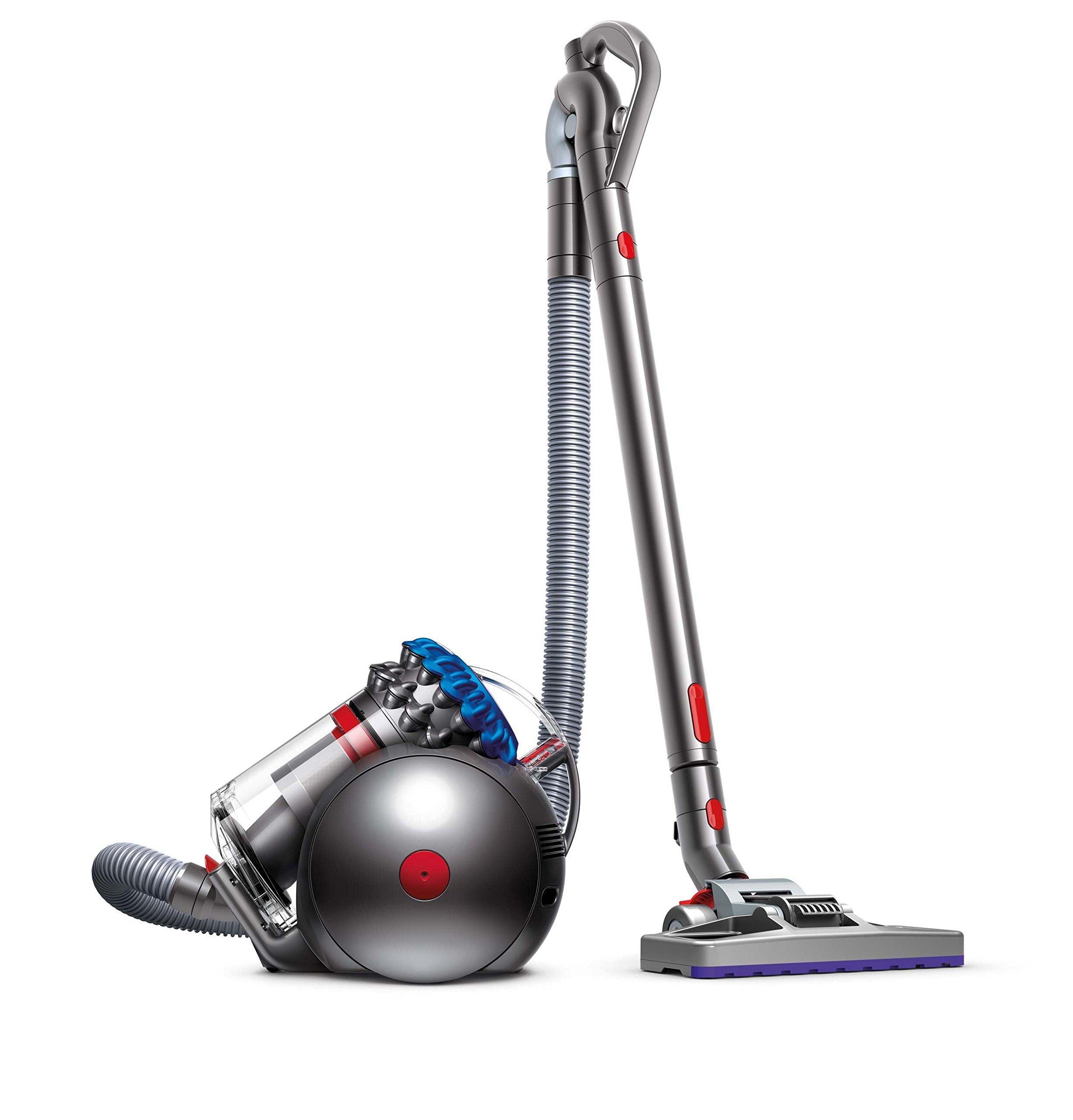 Dyson Big Ball Stubborn - Aspiradora (Aspiradora cilíndrica, Secar, Sin bolsa, 1,6 L, Ciclónico, 85 dB): Amazon.es: Hogar