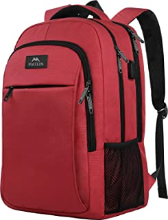 Laptop Backpack for Girls, Womens High School Backpack with USB Port for School Supplies and College Accessories, Water Resistant Travel Daypack Cute Book Bag for Teens and Ladies Fit 15.6 In Computer