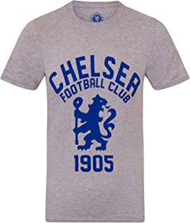 Chelsea FC Official Soccer Gift Mens Graphic T-Shirt