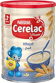 Nestle Cerelac Infant Cereal Wheat, Tin Pack, 1Kg
