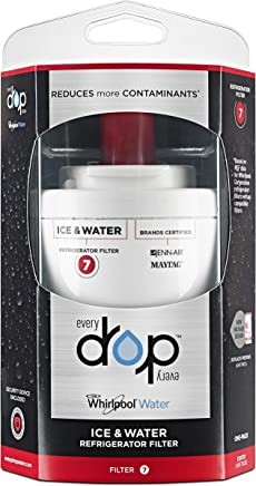 EveryDrop by Whirlpool Refrigerator Water Filter 7 (Pack...