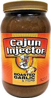 Cajun Injector 22174.01604 Roasted Garlic & Herb Marinade, 16 Fluid Ounces