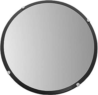 See All PLX12 Circular Acrylic Indoor Convex Security Mirror, 12