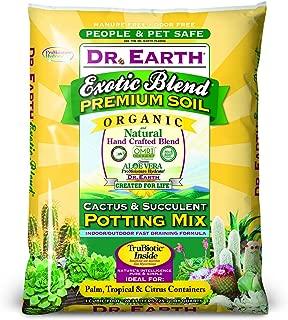dr earth cactus soil