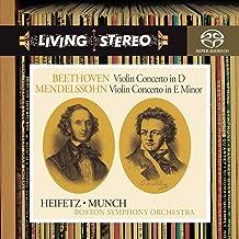Beethoven Vln Cto  Mendelssohn Vln Cto