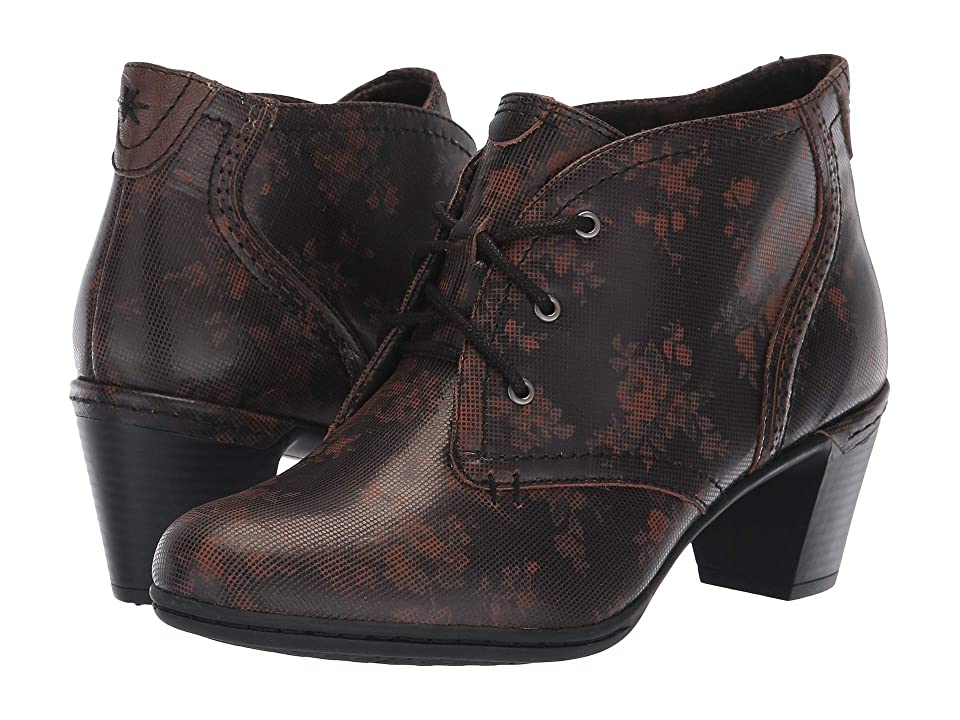 Rockport Cobb Hill Collection Cobb Hill Rashel Chukka (Brown Floral) Women