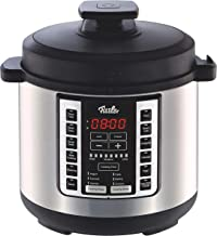 Fissler FISS-SMP01 Multi Pot , Pressure Cooker, 6-Quart, Stainless Steel, Slow-Cooker,..