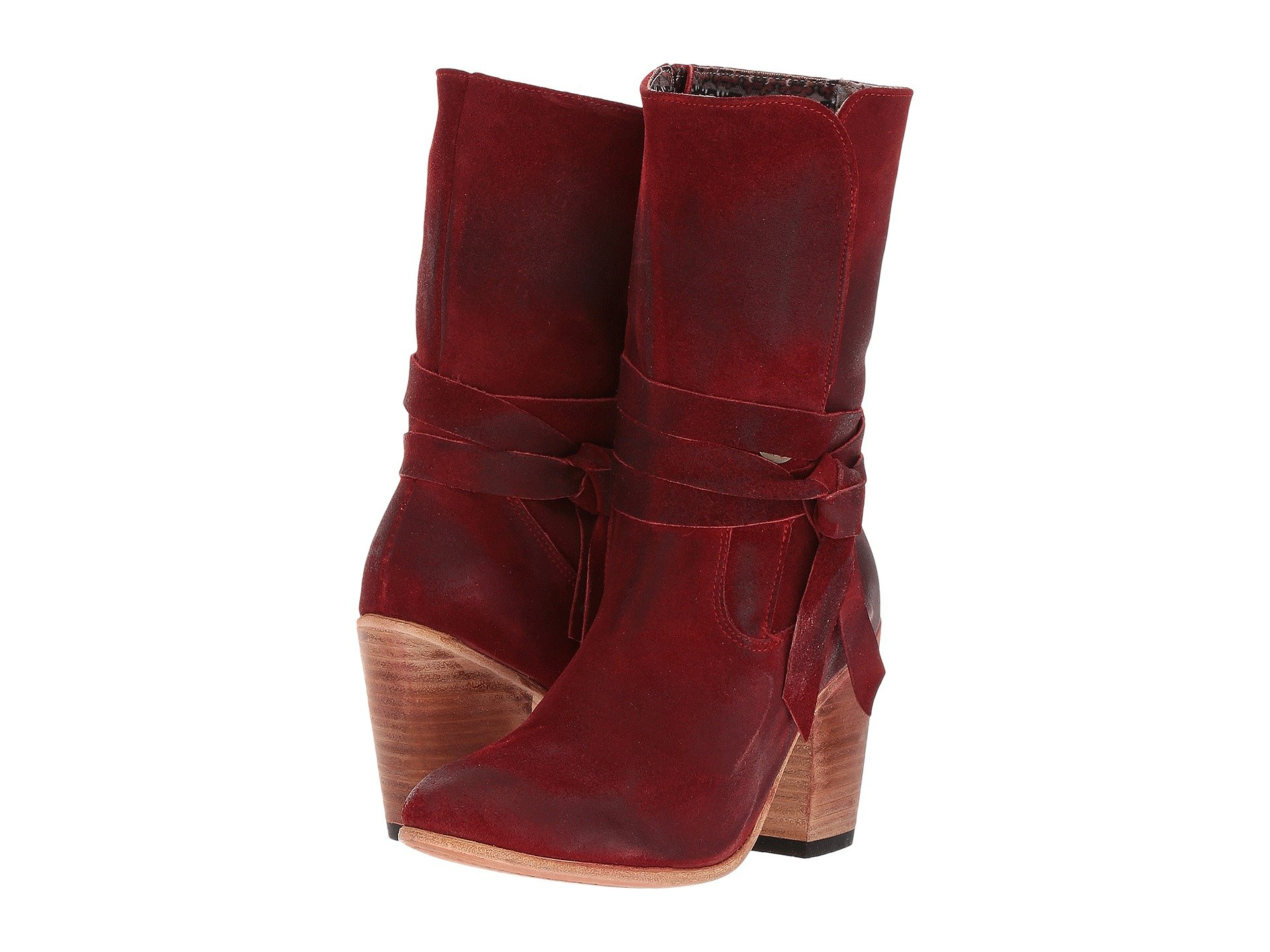 FREEBIRD Riot, Red Suede